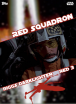 Biggs Darklighter (Red 3) - Red Squadron Series