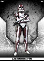Clone Commander Stone - Rank & File