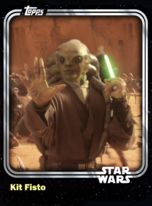 Kit Fisto - Galactic Republic - Base Series 1