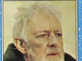 Ben (Obi-Wan) Kenobi - 1977 - Blue