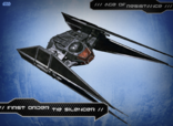 First Order TIE Silencer - Ships & Vehicles: Age of Resistance