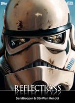 Sandtrooper & Obi-Wan Kenobi - Reflections