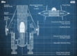 A-wing Fighter - Blueprints