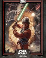 Luke X-wing Outfit - Card Trader Illustrated