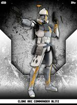 Clone ARC Commander Blitz - Rank & File