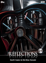 Darth Vader & Obi-Wan Kenobi - Reflections