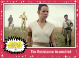 The Resistance Assembled - Journey to the Rise of Skywalker - Base
