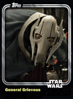 General Grievous - Separatist - Base Series 1