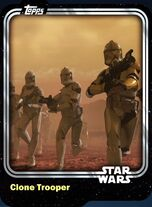 Clone Trooper - Galactic Republic - Base Series 1