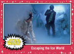 Escaping the Ice World - Journey to the Rise of Skywalker - Base - Hope