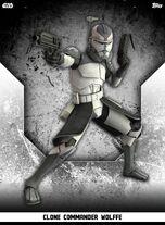 Clone Commander Wolffe - Rank & File