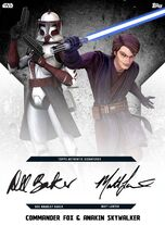 Commander Fox & Anakin Skywalker - Rank & File