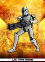 Clone Trooper Hardcase - Rank & File