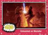 Unleashed on Mustafar - Journey to the Rise of Skywalker - Base - The Battle of Light and Dark