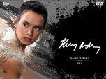 Daisy Ridley - Rey - Signature