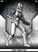 Clone Trooper Echo - Rank & File