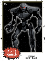 Imperial Sentry Droid - Base Series 4 - Rebels