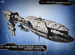 The Vigil Kuat Drive Yards Cargo Frigate - Ships & Vehicles: Age of Resistance