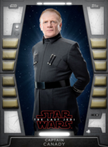 Captain Canady - 2020 Base Series