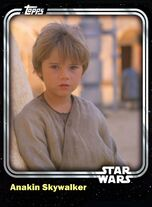 Anakin Skywalker - Podracer Pilot - Base Series 1