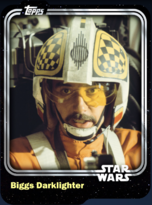 Biggs Darklighter - X-Wing Pilot - Base Series 1