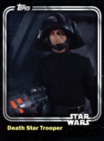 Death Star Trooper - Galactic Empire - Base Series 1