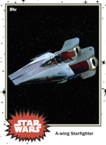 A-wing Starfighter - Base Series 4