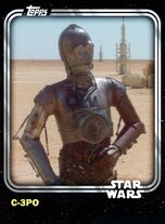 C-3PO - Tatooine Moisture Farm - Base Series 1