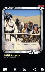 Skiff Guards - Mercenaries - Base Series 1