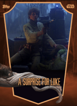 A Surprise for Luke - Locations - Dagobah