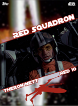 Theron Nett (Red 10) - Red Squadron Series