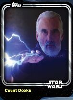 Count Dooku - Separatist Leader - Base Series 1