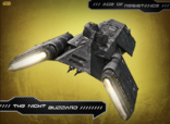 The Night Buzzard - Ships & Vehicles: Age of Resistance