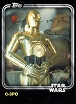 C-3PO - Jabba the Hutt's Interpreter - Base Series 1