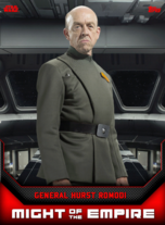 General Hurst Romodi - Might of the Empire