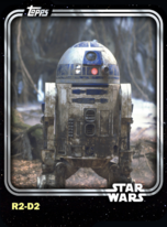 R2-D2 - Astromech Droid (ESB) - Base Series 1