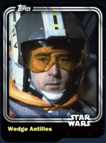Wedge Antilles - Snowspeeder pilot - Base Series 1
