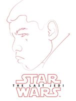 Finn - Star Wars: The Last Jedi - Fine Line