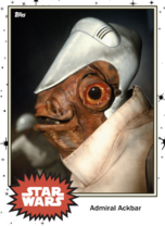 Admiral Ackbar (ROTJ) - Base Series 4