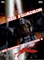 Jek Porkins (Red 6) - Red Squadron Series