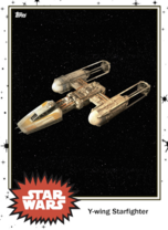 Y-wing Starfighter - Base Series 4