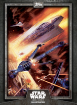 Space Battle - Card Trader Illustrated