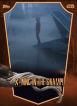 X-Wing Swamp - Locations - Dagobah