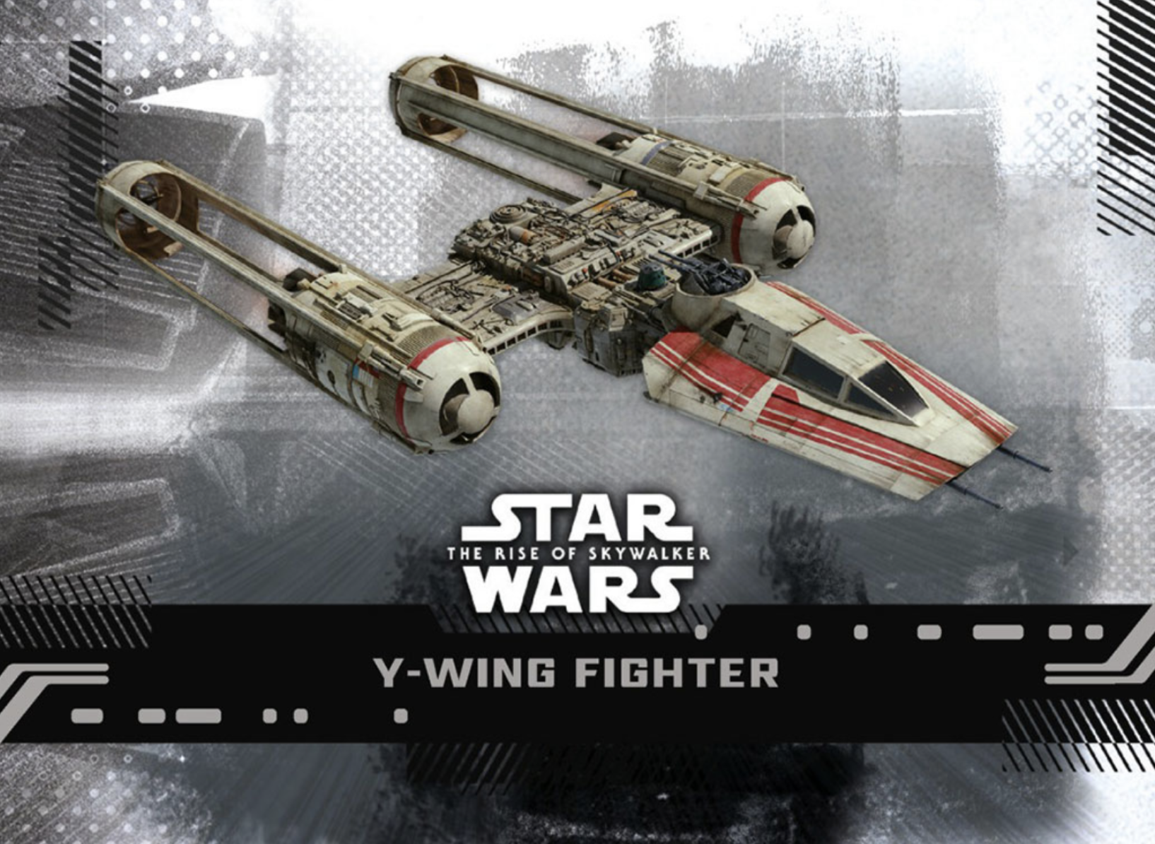 Y Wing Fighter Star Wars The Rise Of Skywalker Series 1 Base Star Wars Card Trader Wiki Fandom