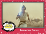 Focused and Fearless - Journey to the Rise of Skywalker - Base