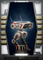 BD-1 - 2020 Base Series