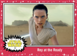 Rey at the Ready - Journey to the Rise of Skywalker - Base