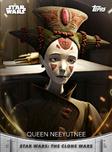 Queen Neeyutnee - Topps' Women of Star Wars