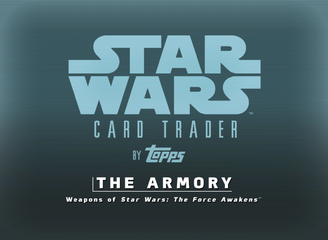The Force Awakens: The Armory