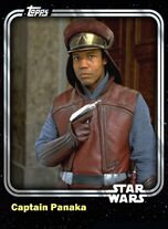 Captain Panaka - Naboo Security - Base Series 1